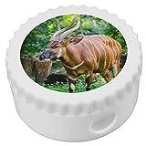 Stamp Press 'Bongo Antelope' Compact Pencil Sharpener (PS00006326)
