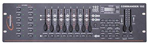 Transcension Commander 192DMX-Controller 192Kanal [1] Pro-Serie (steht überprüft)