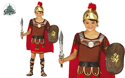 römischer Centurio - Kostüm für Kinder Gr. 98 - 146, (Römische Zubehör Kostüme)