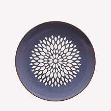 SEEKSUNG Colgando del plato, de cerámica creativa colgantes decoración de la pared del plato,