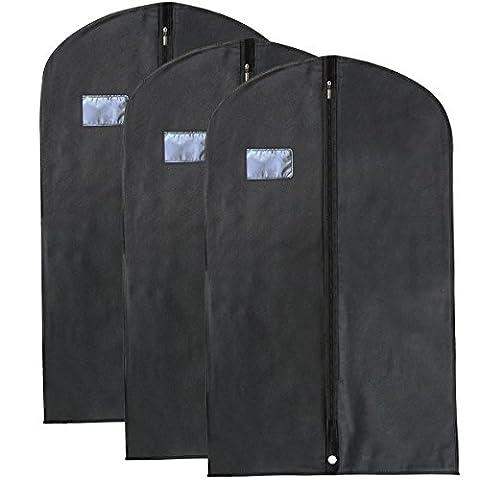 Costumes Le 60 - E2Buy® Ensemble de 3 Housses à vêtements,