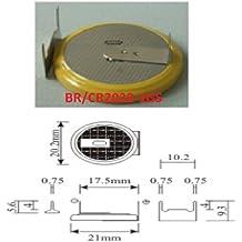 1pila CMOS/Batería BIOS BR/CR2032–1GS con soldadura para PC Eunicell ventas Alemania V.