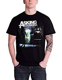Asking Alexandria From Death To Destiny Official Mens New Black T Shirt