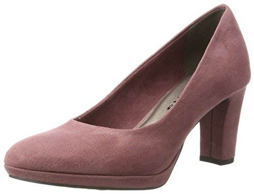 Tamaris Damen 22420 Pumps, Pink (Mauve), 40 EU