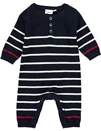 NAME IT Nbmodims LS Knit Suit, Mono para Bebés