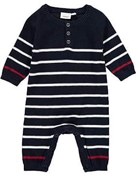 NAME IT Baby-Jungen Spieler Nbmodims Ls Knit Suit