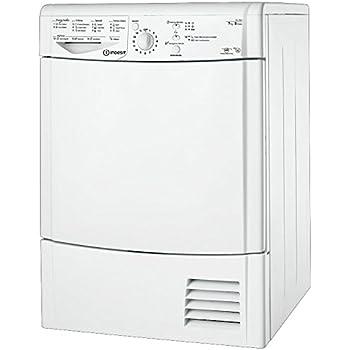 Indesit IDCL 75 B H (IT) Autonome Charge avant 7kg B Blanc sèche-linge - Sèche-linge (Autonome, Charge avant, Condensation, Blanc, boutons, Rotatif, 112 L)