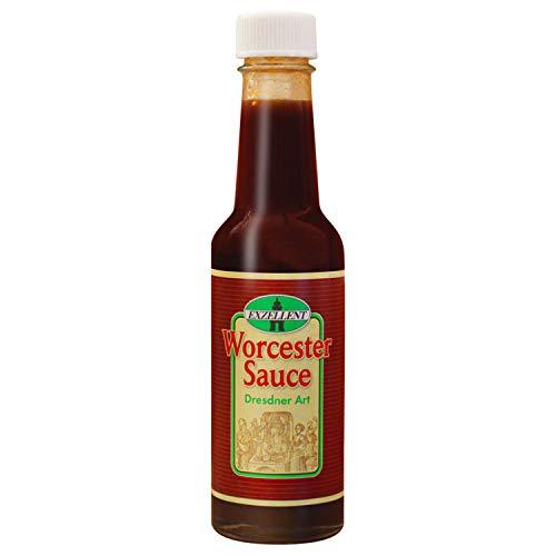 Exzellent - Worcester Sauce - Dresdner Art 140m | DDR Artikel und Ostwaren