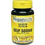 Veganicity Kelp 300mg 120 Tablets by Veganicity