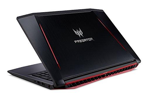 Acer Predator Helios 300 Laptop (Windows 10 Home, 16GB RAM, 256GB HDD) Red & Black Price in India