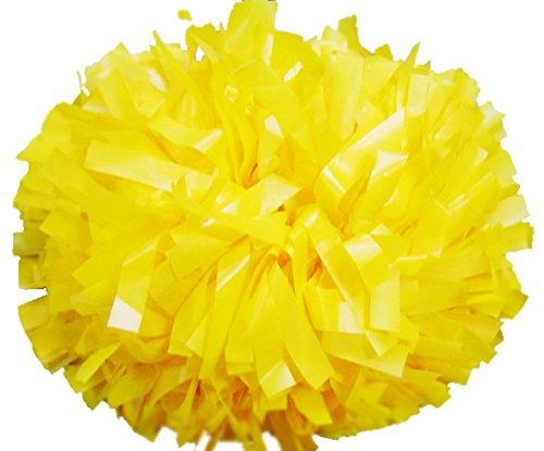 cheerleading-pom-pom-yellow