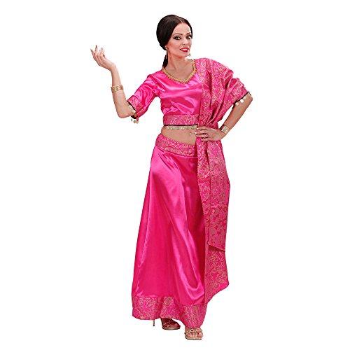 Widmann 73833 Erwachsenenkostüm Bollywood Tänzerin, (Tänzerin Kostüme Bollywood Sexy)