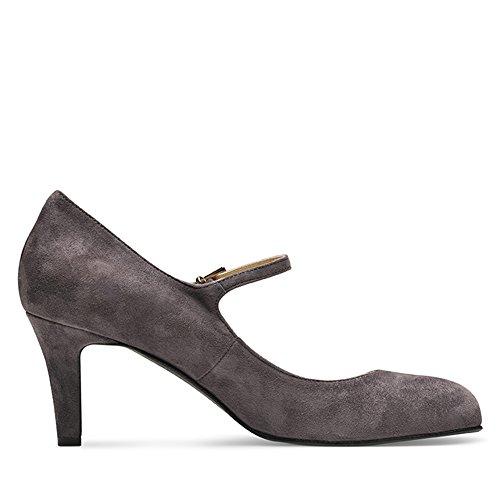 Evita Shoes, Scarpe col tacco donna Grigio (Grigio scuro)
