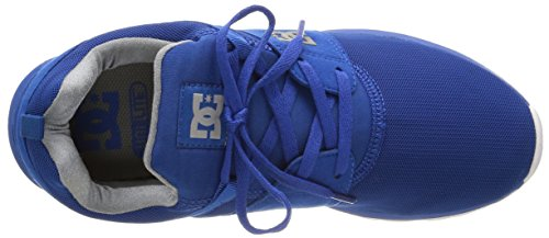 DC Universe Herren Heathrow M Lauflernschuhe Sneakers Blue (Blue/Grey)