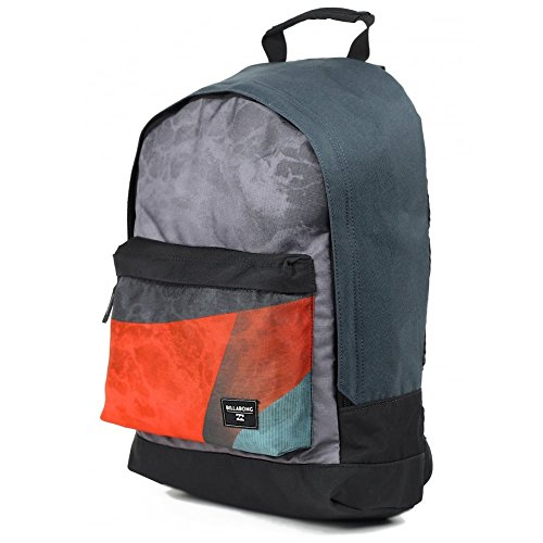 BILLABONG Backpack All Day Red School Bag - BILLABONG Rucksack