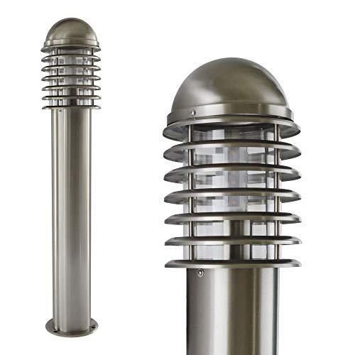 Aussenleuchte Aussenlampe Standleuchte Edelstahl 252-800 Wegeleuchte Gartenlampe -