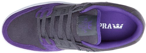 Supra  Vaider LC, Baskets mode pour homme Multicolore bigarré - Grey/Purple/White