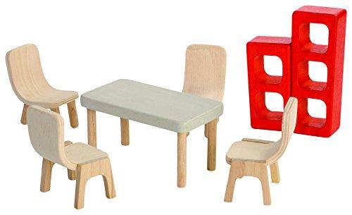 Französisch Esszimmer-möbel (Plan Toys 7348 Clapping Roller, Holz)