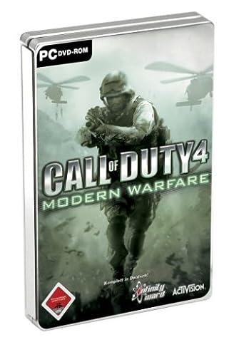 Call of Duty 4: Modern Warfare (PC) - limitierte SteelBook Edition exklusiv bei Amazon