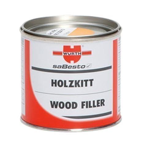 Würth Wood Putty Putty Retuschieren Nature 8.5 Oz Can