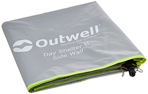 Outwell Day Shelter M Seitenwand Grey One Size… | 05709388065865