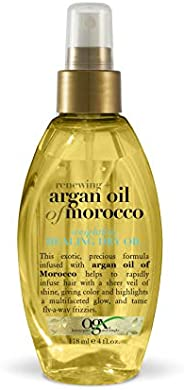 Organix Renewing Argan Oil of Morocco Healing Dry Oil for Unisex - 4 oz