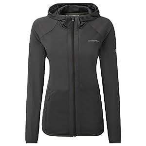 20eab21eefa9 Craghoppers Women s Hooded Soft Shell Jacket  Amazon.co.uk  Clothing