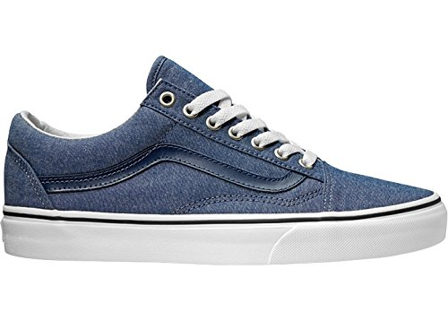 Vans Herren Ua Old Skool Sneakers chambray/blue
