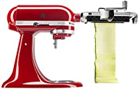 KitchenAid KSMSCA Vegetable Sheet Cutter, Metallic
