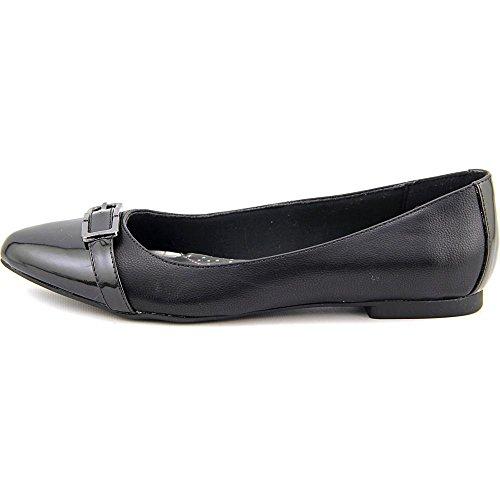 Karen Scott Cadyy Synthétique Chaussure Plate Black