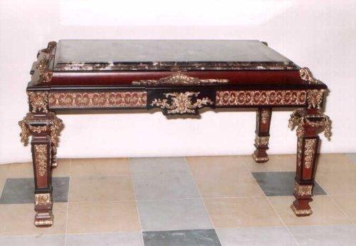 LouisXV Tableau Rococo rectangulaire de style antique baroque MoTa1059