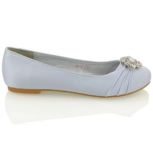 ... Essex Glam Chaussures De Mariage Pour Femmes Satin Diamond Broche  Silver Satin Pumps. Gerry Weber Vicenza 04 G15304mi24100 Couleur Noir ... b503e0c2bdbe