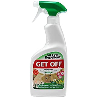 Rosewood Getoff outdoor wash off cleaner neutraliser 500ml (Packaging may Vary) 7