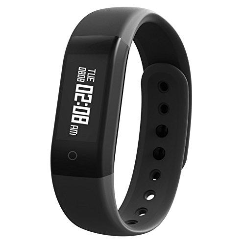Fitness Tracker, Willful Schrittzähler Uhr Ohne Bluetooth Fitness Armbänder Aktivitätstracker mit Zeit, Dtum, Schlafmonitor, Kalorienzähler, Entfernungsrechner für Kind und Eltern - Ohne APP Handy