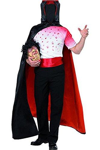 Generique - Costume vampiro Senza Testa per Halloween