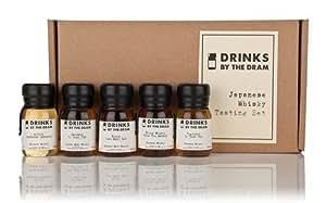 Japanese Whisky Tasting Set Whisky Tasting Set