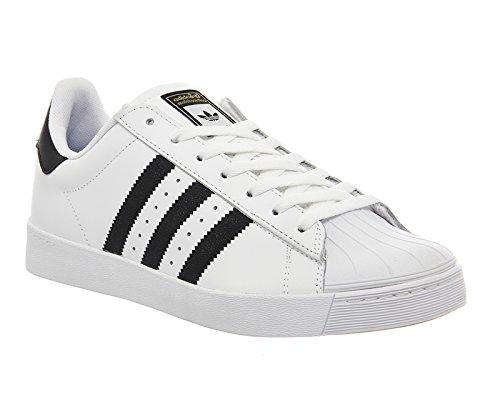 Herren Skateschuh adidas Skateboarding Superstar Vulc ADV Skateschuhe ftwr white/core black/ftw