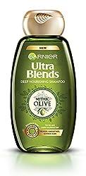 Garnier Ultra Blends Mythic Olive Shampoo, 360ml