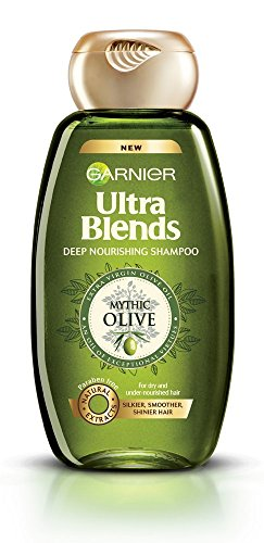 Garnier Ultra Blends Mythic Olive Shampoo, 180ml