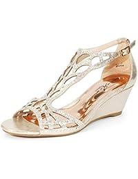 edf70b0cc Amazon.co.uk  Sandals - Women s Shoes  Shoes   Bags