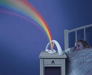 veilleuse enfant arc en ciel lampe veilleuse originale luminaire d 39 ambiance zen. Black Bedroom Furniture Sets. Home Design Ideas