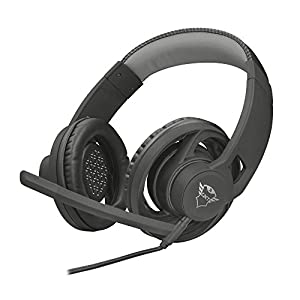 Trust GXT 333 Goiya Gaming-Headset (geeignet für PS4, PC, Laptop, Tablet, Phone, Xbox One, Nintendo Switch) schwarz