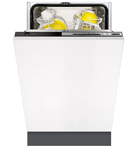 Zanussi ZDV14003FA lavavajilla Totalmente integrado