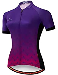 Women's Clothing Scott Trail 50 Short Sleeve Womens Cycling Jersey Purple