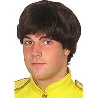 Da adulto-Parrucca stile Beatles, 1960s Pop Star