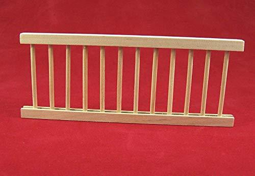 nder aus Holz für Krippe oder Puppenhaus 14,5cm naturbelassen ()