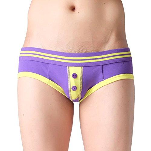 take me   Slips  alltagstauglich  trendig viele Styles  weich und hautfreundlich  Halt und formgebend für den Penis  Klimafunktion  Top Preis Leistung   Die Wäschemarke für Ihn und sein Bestes Stück. purple B0868