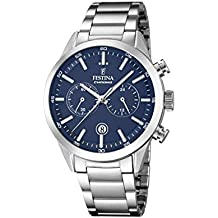 orologio uomo quadrante blu