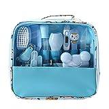 Kit de Soins pour Bébé Moonvvin 13pcs / Set Accessoires de Soins de Santé pour...