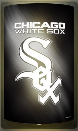 Party Animal Sports Team Logo Chicago White Sox MotiGlow Light Up Sign by Party Animal